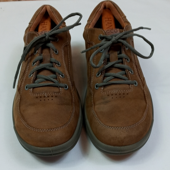 Ecco men's suede shoes Sz 47
